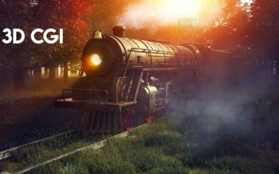 Virtual Old Train – La Locomotiva