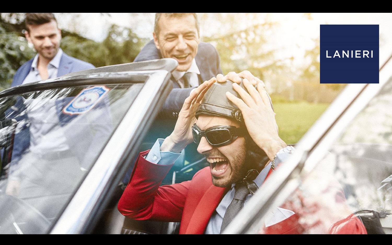 fashion people in the car by luzzitelli danieli