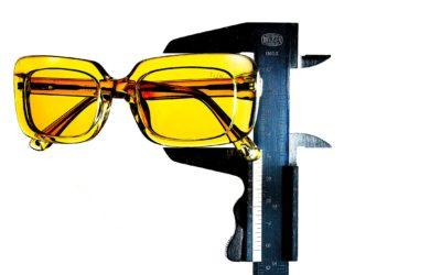 L'occhiale, merce o arte?