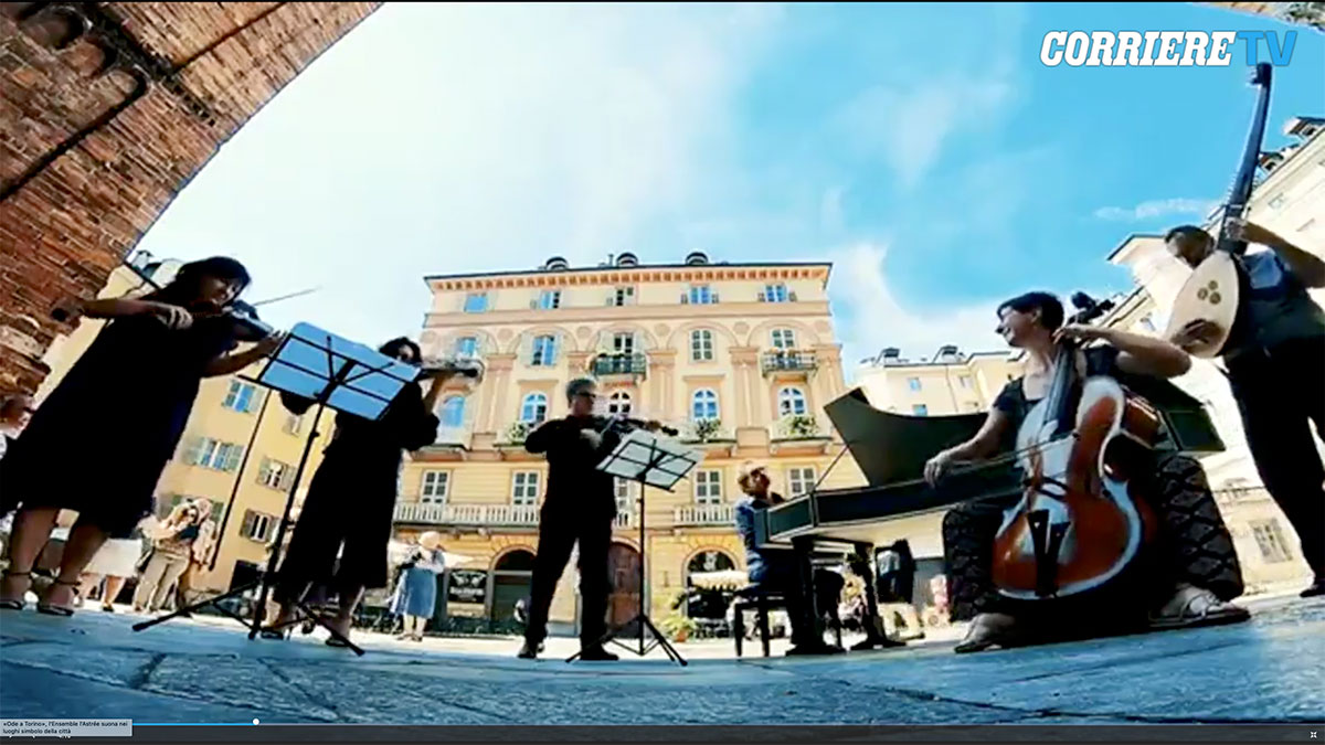 Ode a Torino