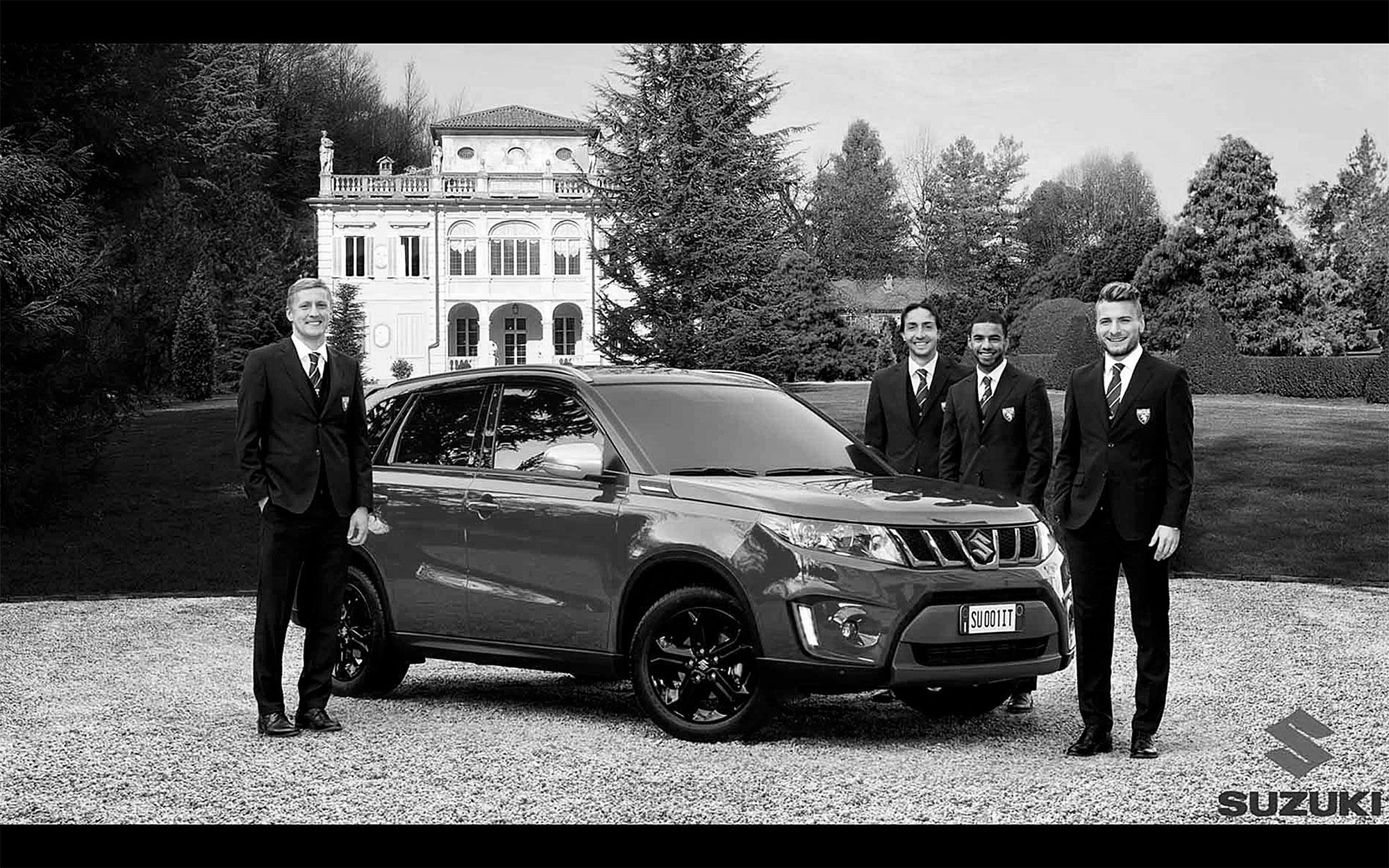 SUZUKI VITARA TORINO CALCIO People Photography