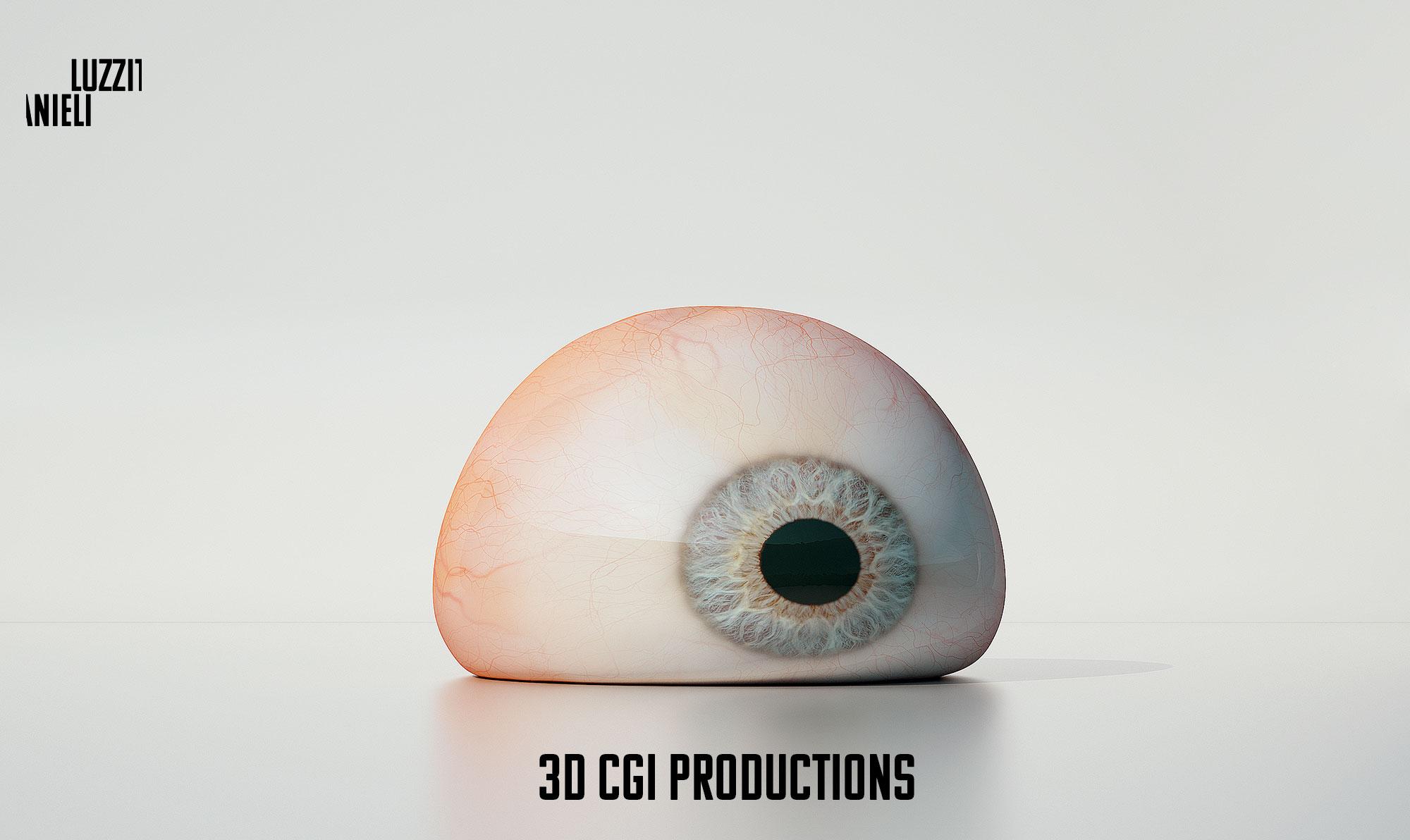 3d cgi Luzzitelli Danieli Productions