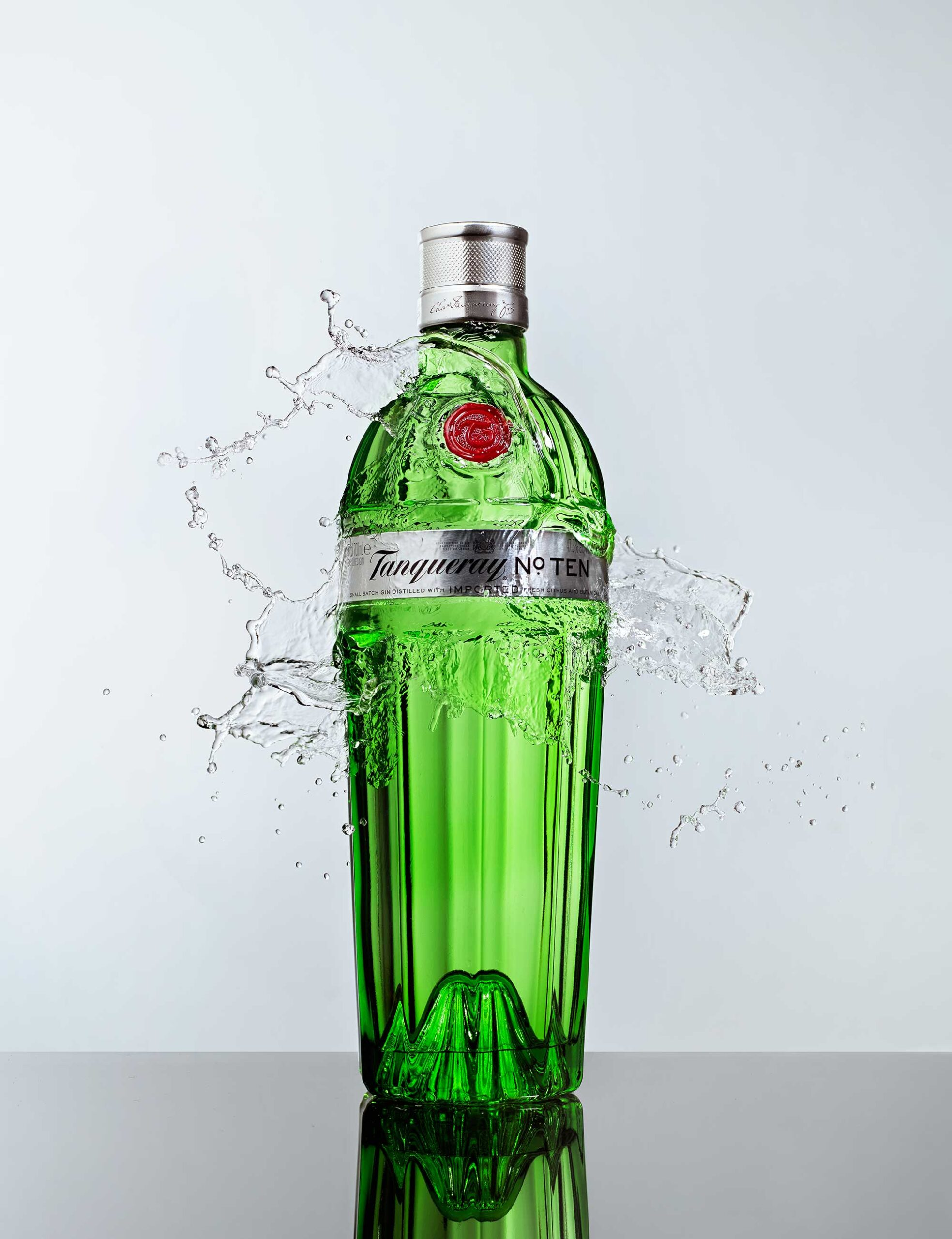 TANQUERAY HIGH QUALITY GIN shooting for the American market by Luzzitelli Danieli productions