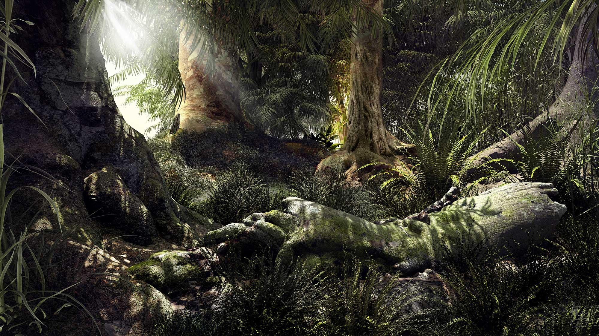 jungle 3d cgi Luzzitelli Danieli productions